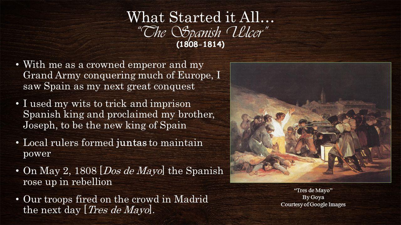 A Brief Look at My Work in Spain Video: www.youtube.com/watch?v=EnRhAga9tuEwww.youtube.com/watch?v=EnRhAga9tuE Courtesy of Google Images