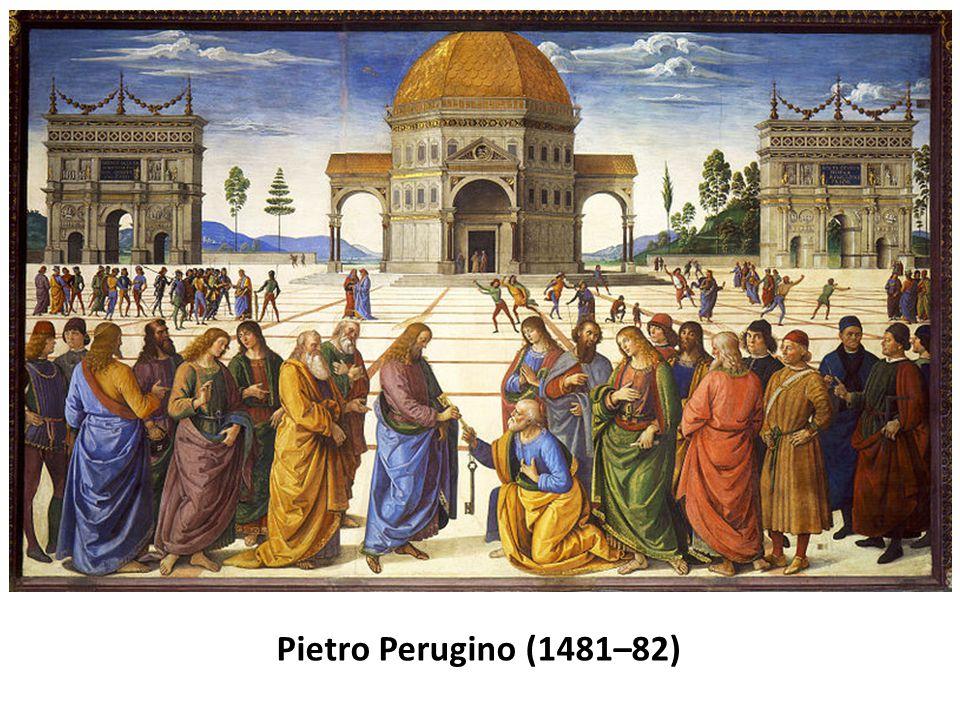 Pietro Perugino (1481–82)