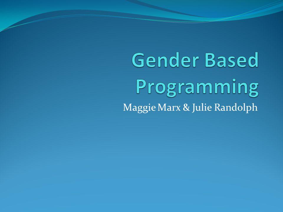 Maggie Marx & Julie Randolph