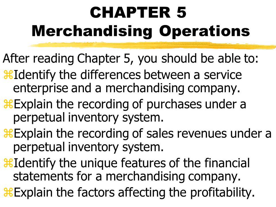 Purchase Discount zWhen payment is made within the discount period, the amount of Merchandise Inventory decreases.