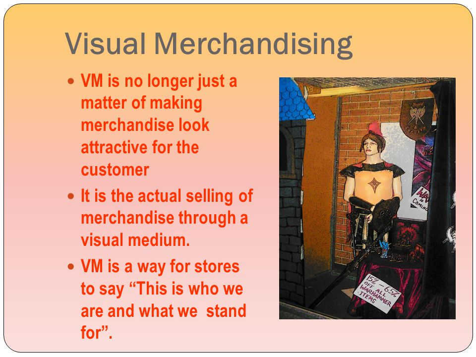 Creating displays that sell! Merchandise Displays