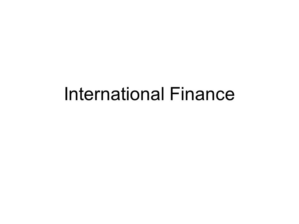 The Balance of Payments Balance of Payments: a periodic statement (usually annual) of the money value of all transaction between residents of one country and residents of all other countries.