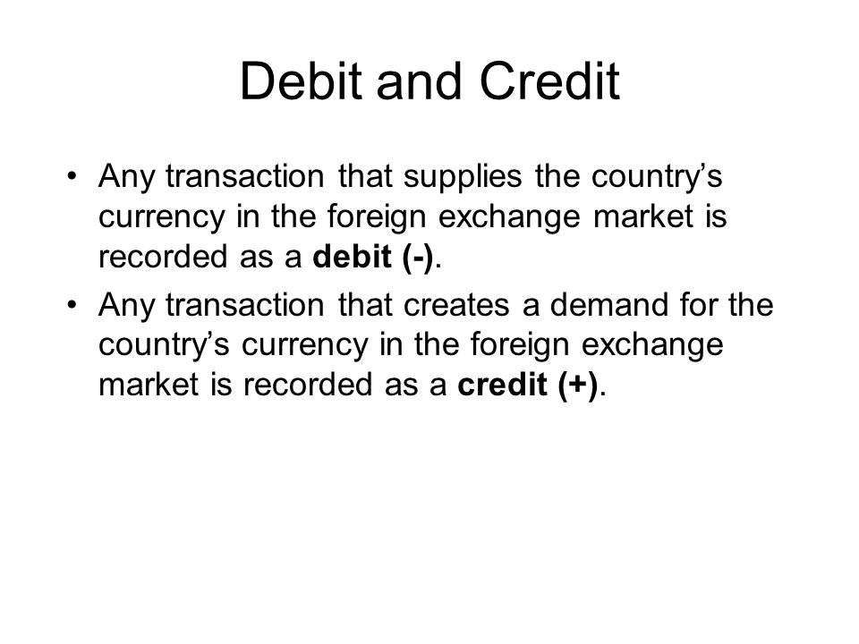 Current Account Current Account includes all payments related to the purchase and sale of goods and services.