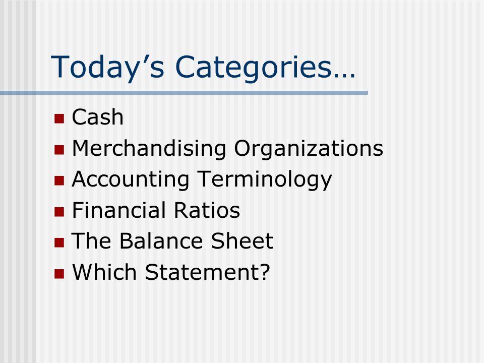 Accounting Jeopardy… November 18, 2002