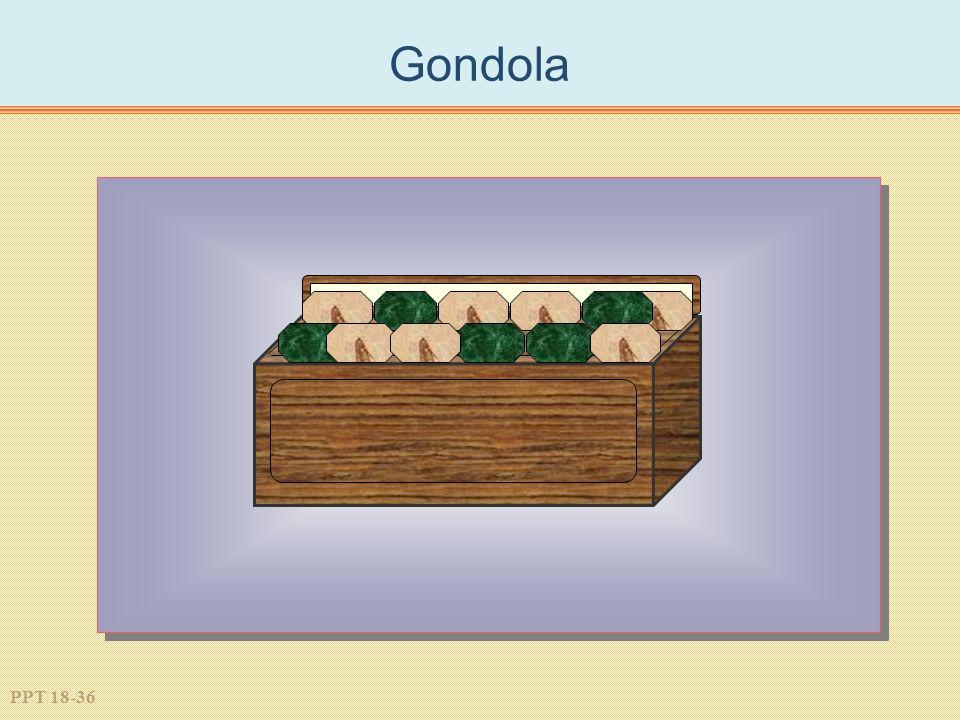 PPT 18-36 Gondola