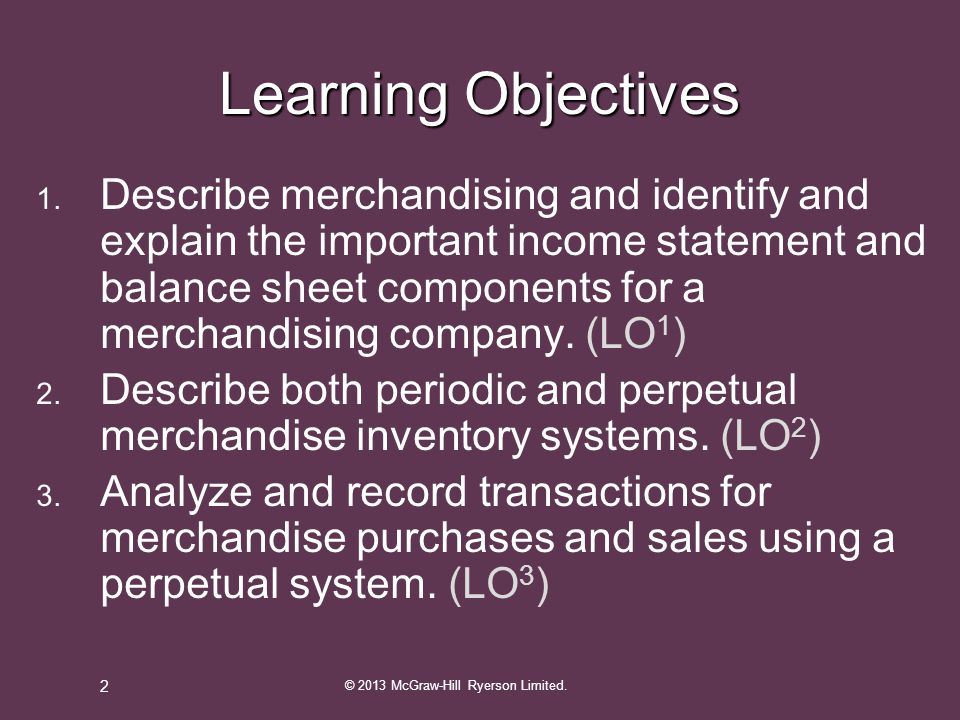 4.Prepare adjustments for a merchandising company.