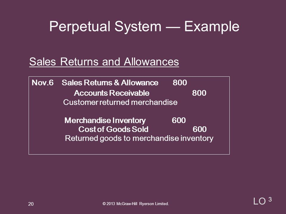 Perpetual merchandise inventory systems keep a running total of inventory levels by recording sales and purchase transactions.
