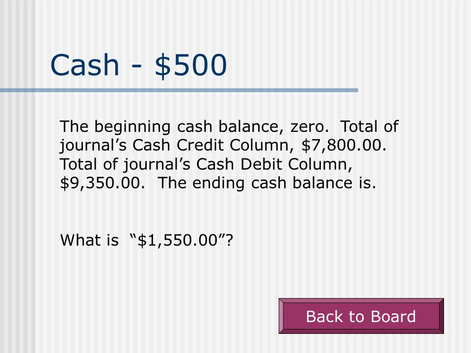 Cash - $400 When supplies are bought on account. What is Assets increase; liabilities increase.