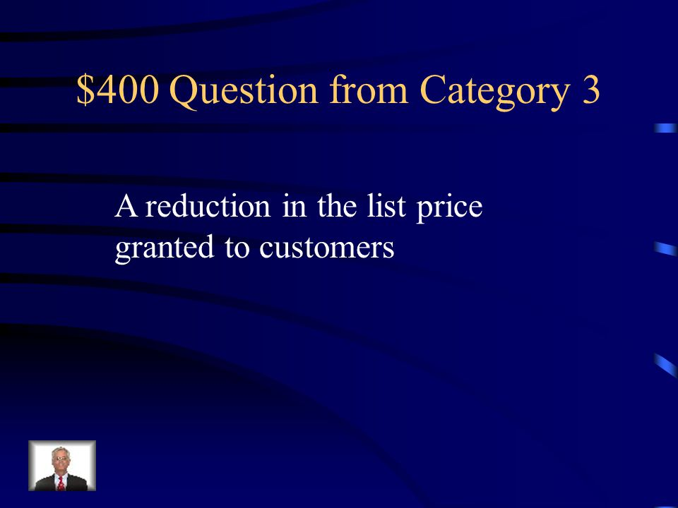 $300 Answer from Category 3 General Amount Column