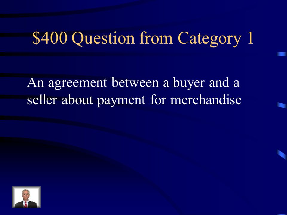 $400 Question from Category 3 A reduction in the list price granted to customers