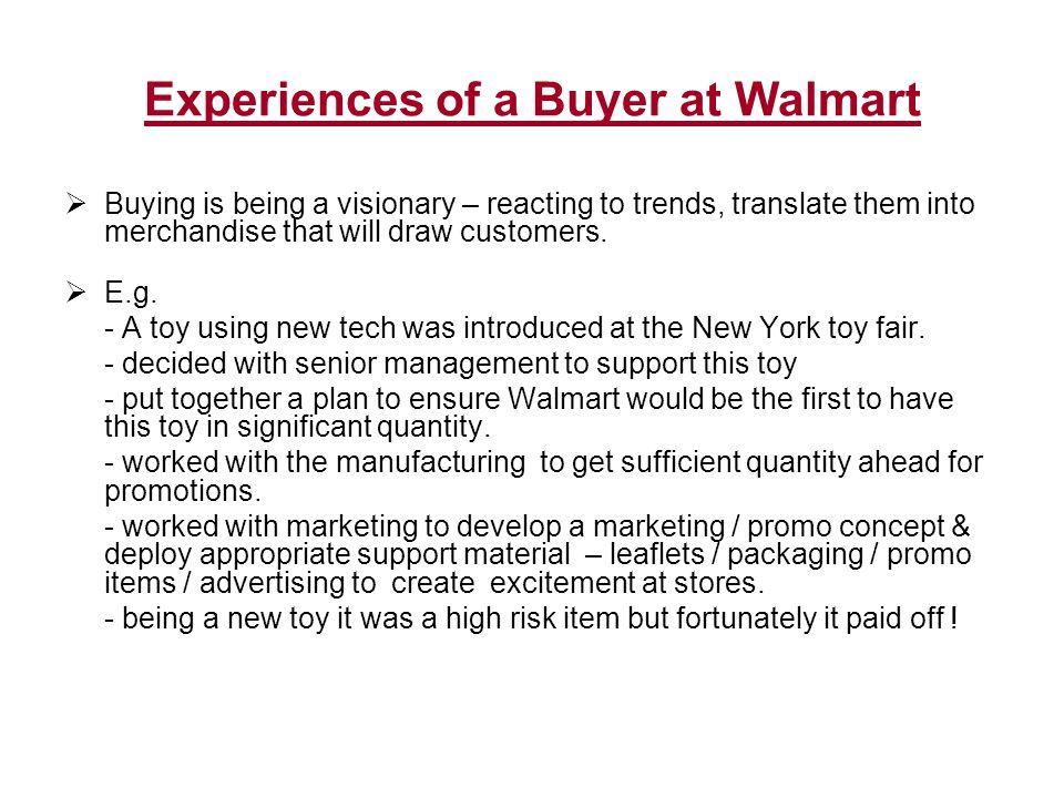Merchandise Planning Merchandise buying & Handling Process Establish formal / informal buying organization Outline Merchandise plans Determine merchandise sources Gathering information.