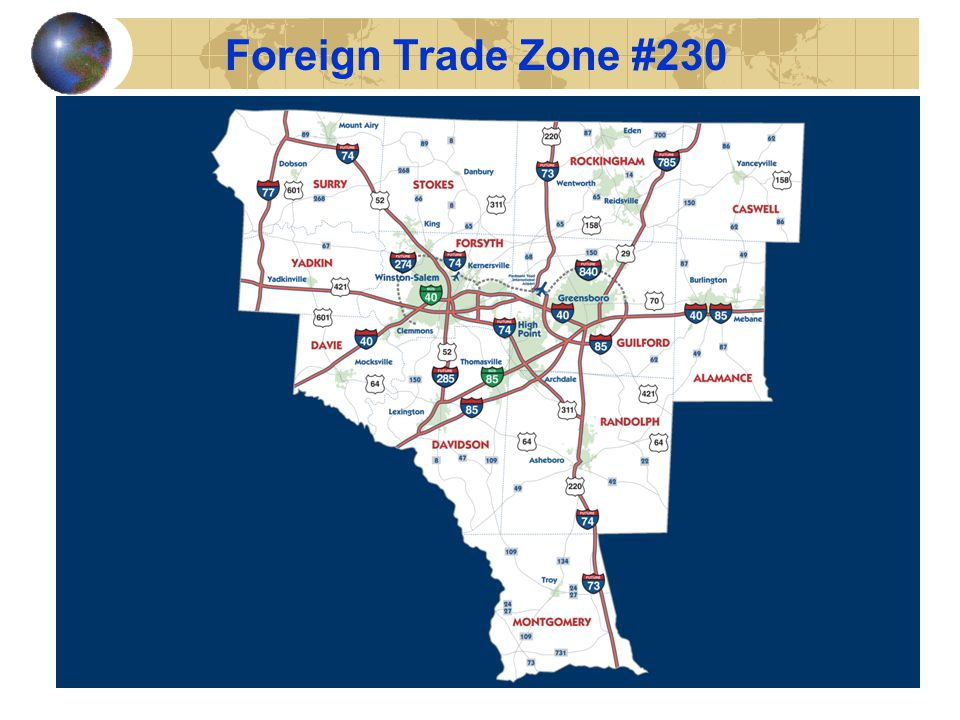 Foreign Trade Zone #230