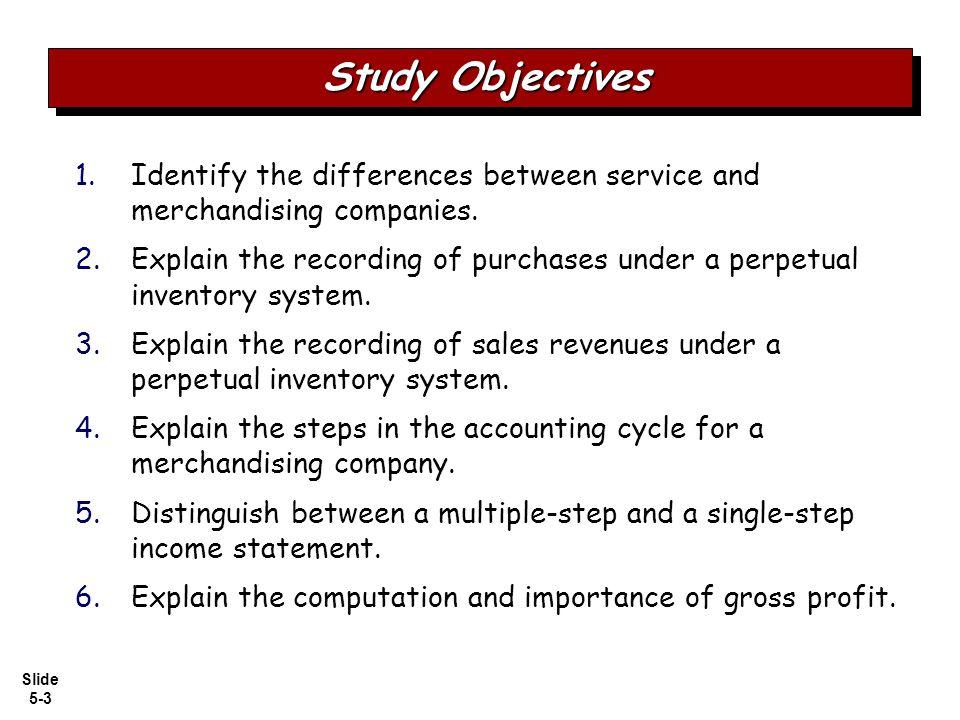 Slide 5-24 Should discounts be taken when offered.