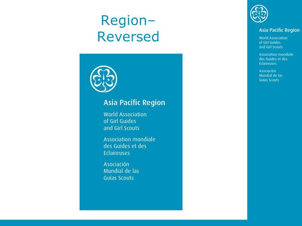 Region– Reversed