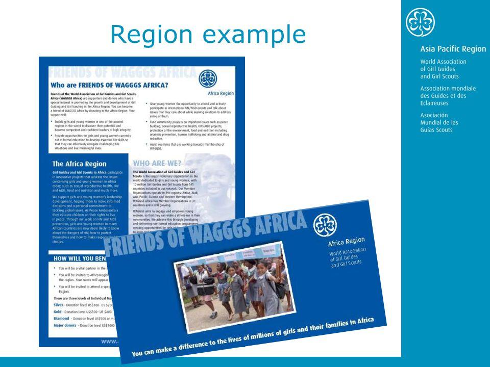 Region example