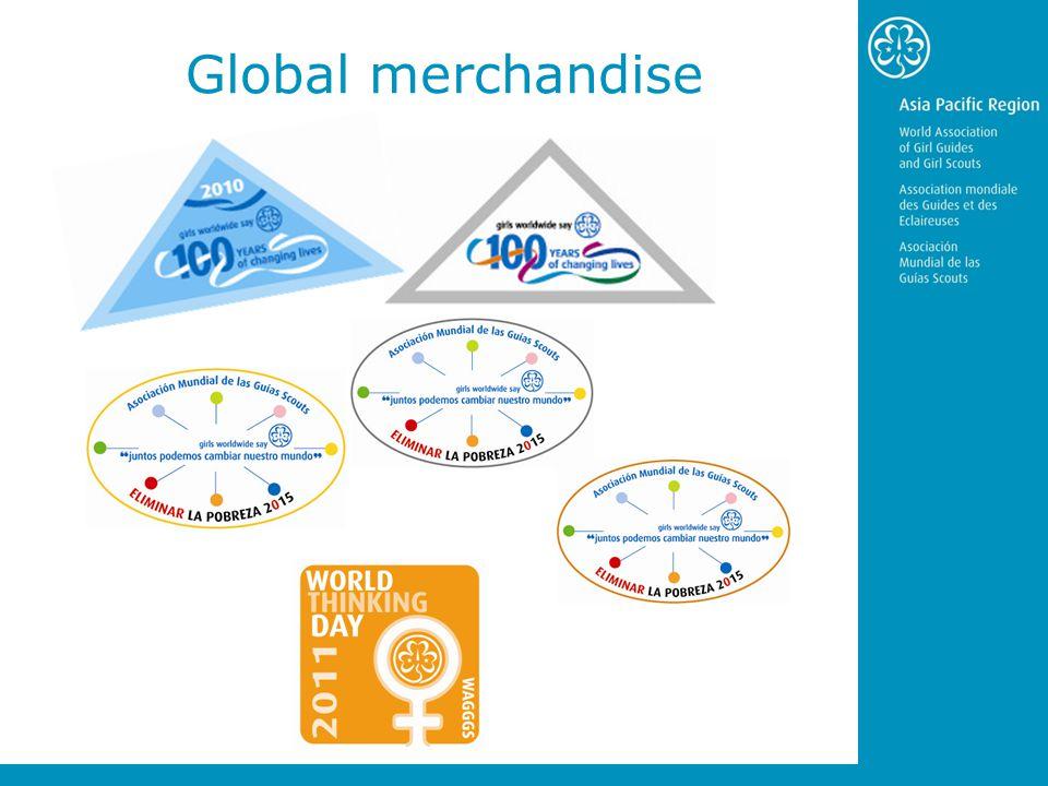Global merchandise