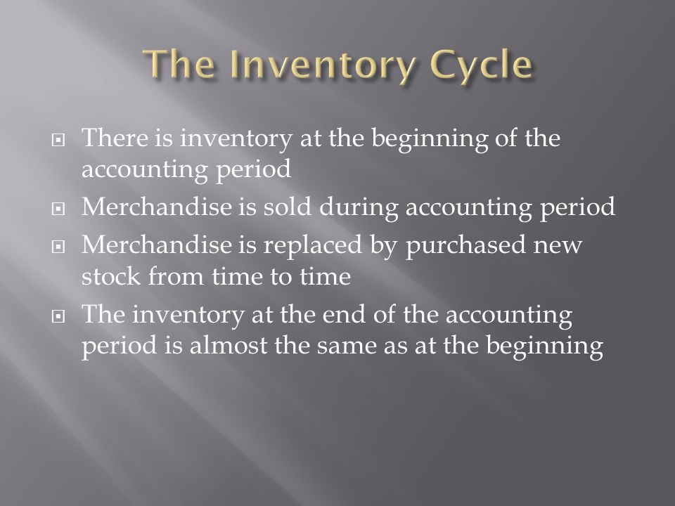  The formula for calculating the cost of ending inventory is:  Cost of beginning inventory + cost of merchandise purchased – cost of merchandise sold = cost of ending inventory