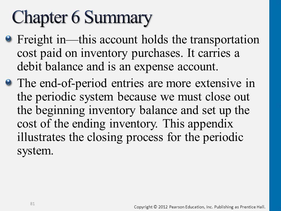 Copyright © 2012 Pearson Education, Inc. Publishing as Prentice Hall.