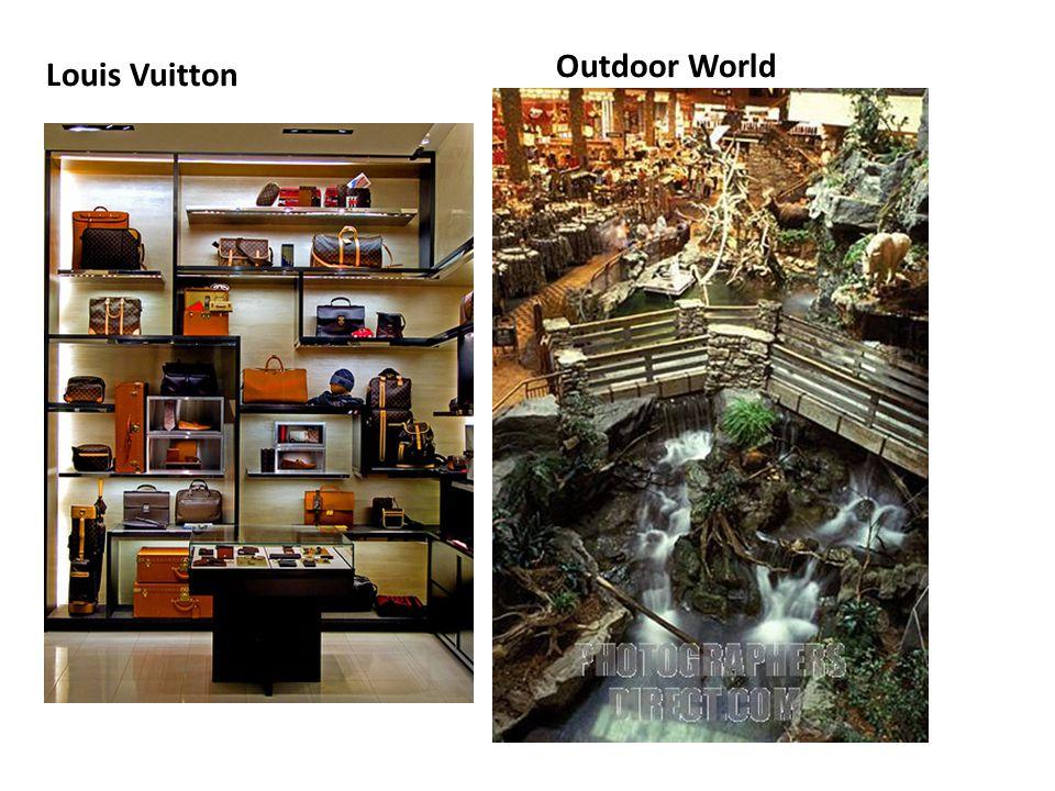 Louis Vuitton Outdoor World