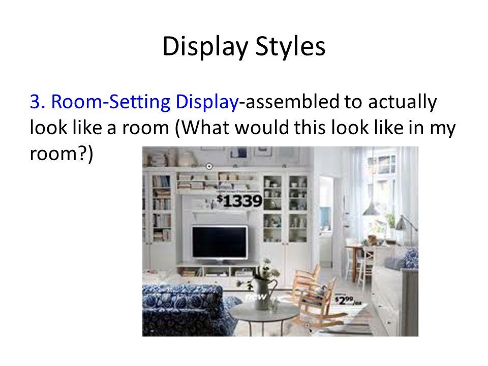 Display Styles 3.
