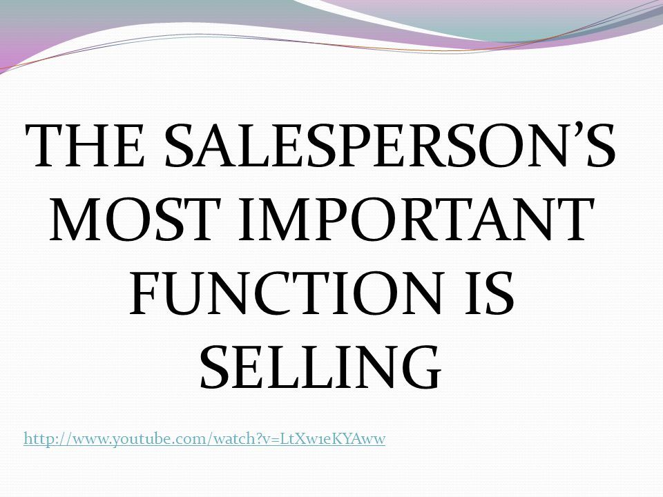 Salespeople Can Provide Assistance To Their Customers By: Asking questions Assisting customer in selecting product Demonstration product features Explaining customer benefits Answering customer objections Asking the customer to buy Suggesting additional merchandise Reassuring the customer
