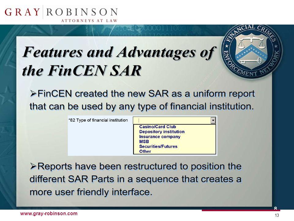 www.gray-robinson.com 14