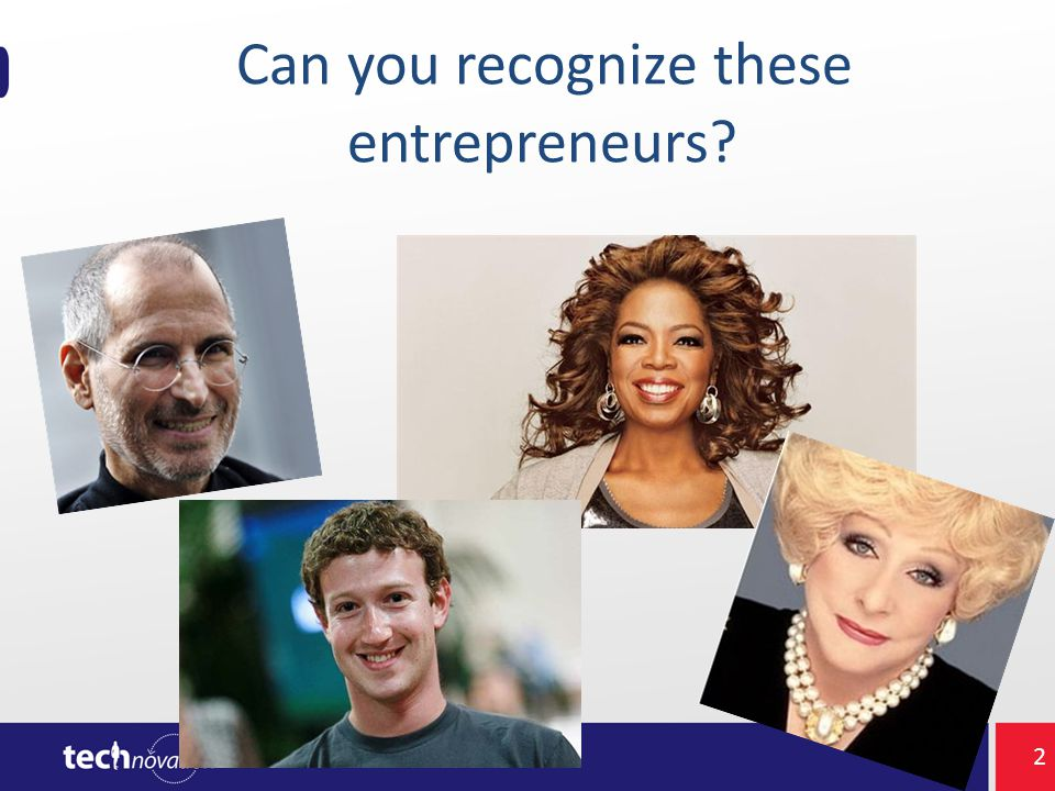 Can you recognize these entrepreneurs 2