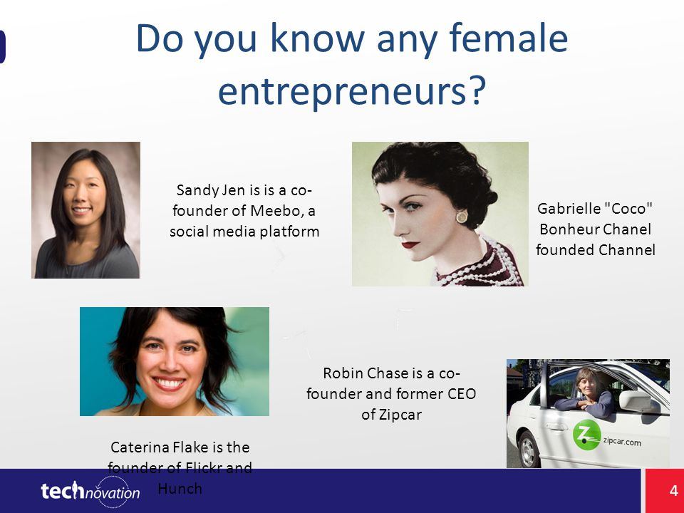female founders essay