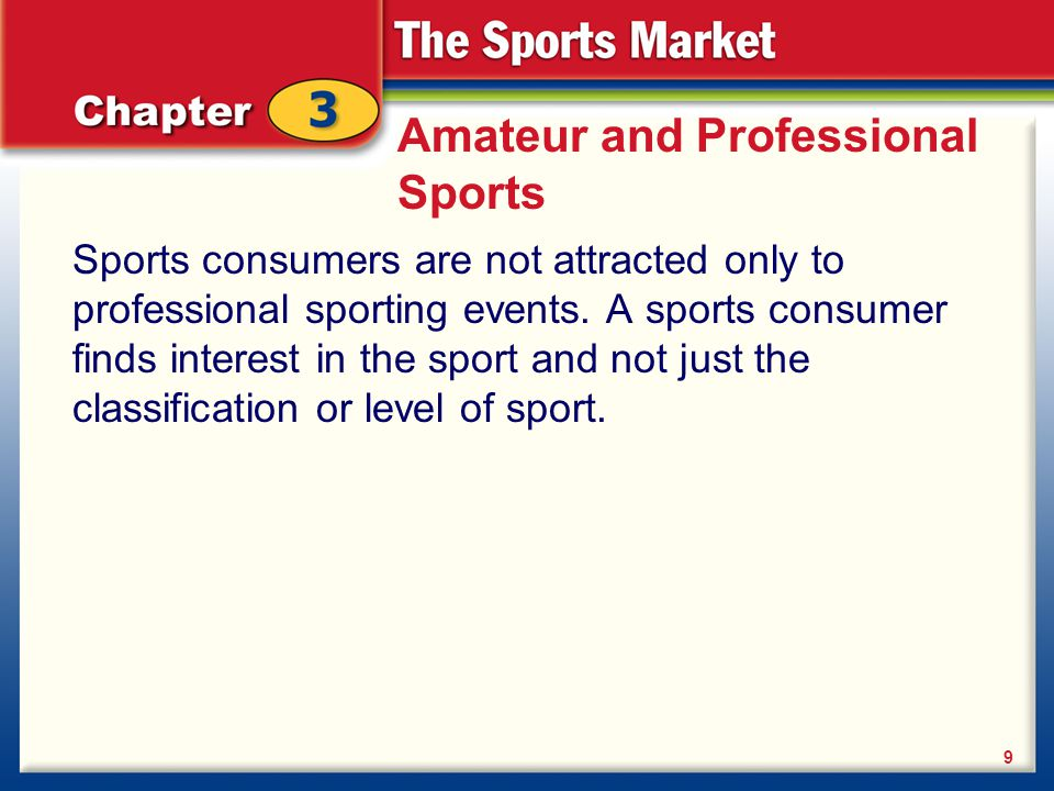 Amateur Sports amateur athlete High school, college, or any recreational player is considered an amateur athlete.