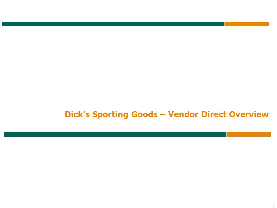 2 2 Topics What is Vendor Direct.What are the Benefits of Vendor Direct.