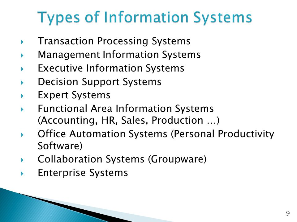  Front-office information systems support business functions that extend out to the organization's customers (or constituents).