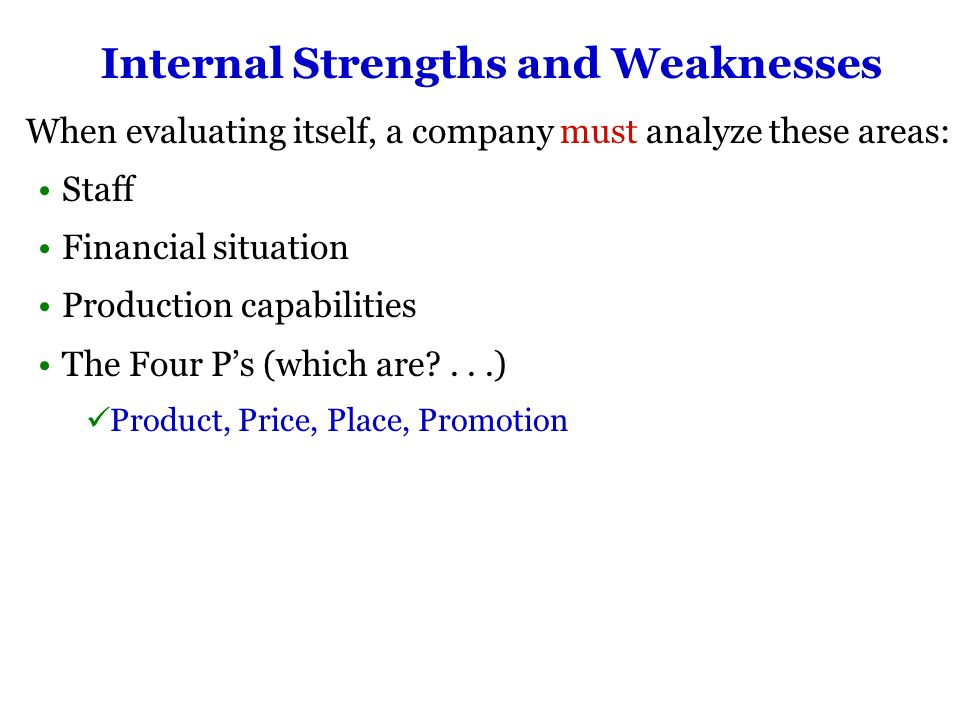 Customer Analysis What pleases or dissatisfies customers.