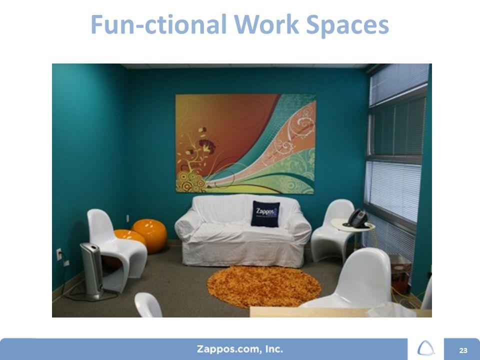 23 Fun-ctional Work Spaces