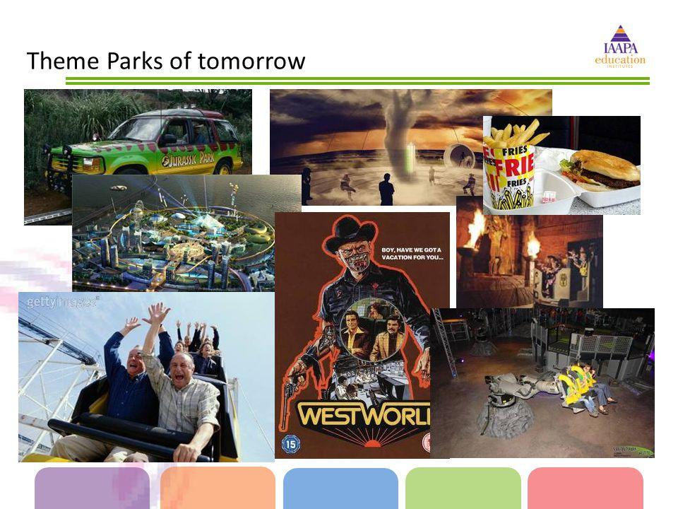 Theme Parks of tomorrow