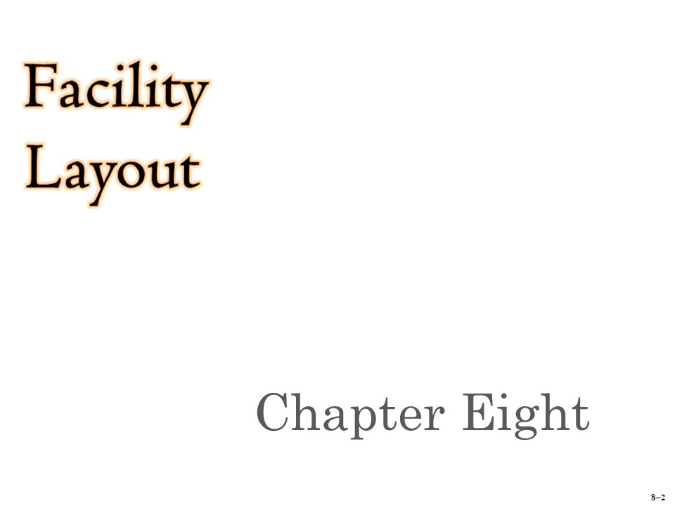 8–2 Chapter Eight Copyright © 2014 by The McGraw-Hill Companies, Inc.