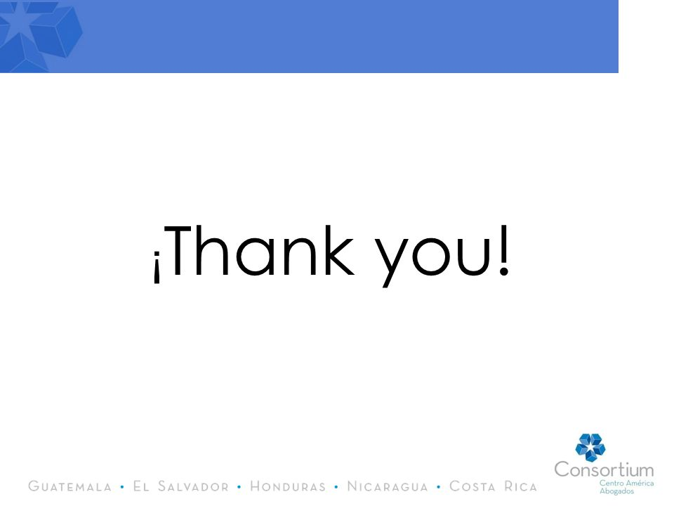 ¡ Thank you!