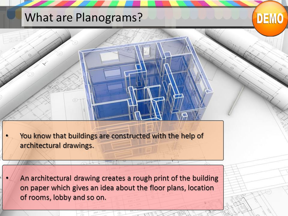 What are Planograms? You know that buildings are constructed with the help of architectural drawings. You know that buildings are constructed with the