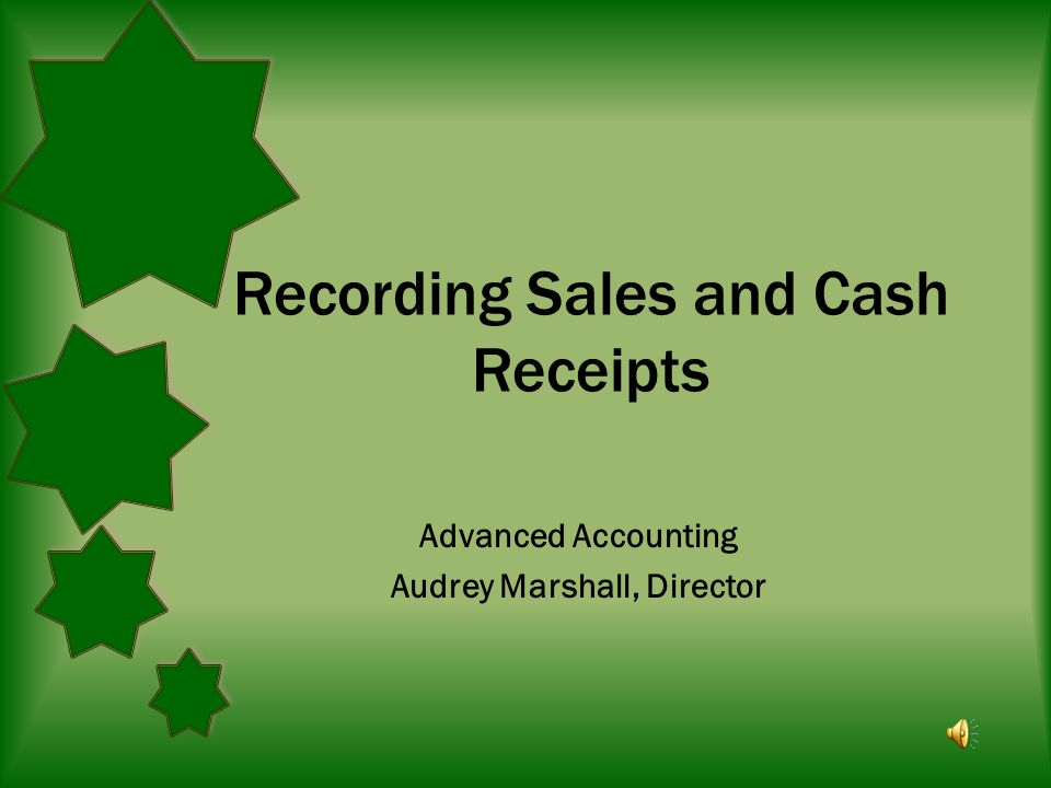 Recording International Sales Exports-goods or services shipped out of a seller's home country to a foreign country.