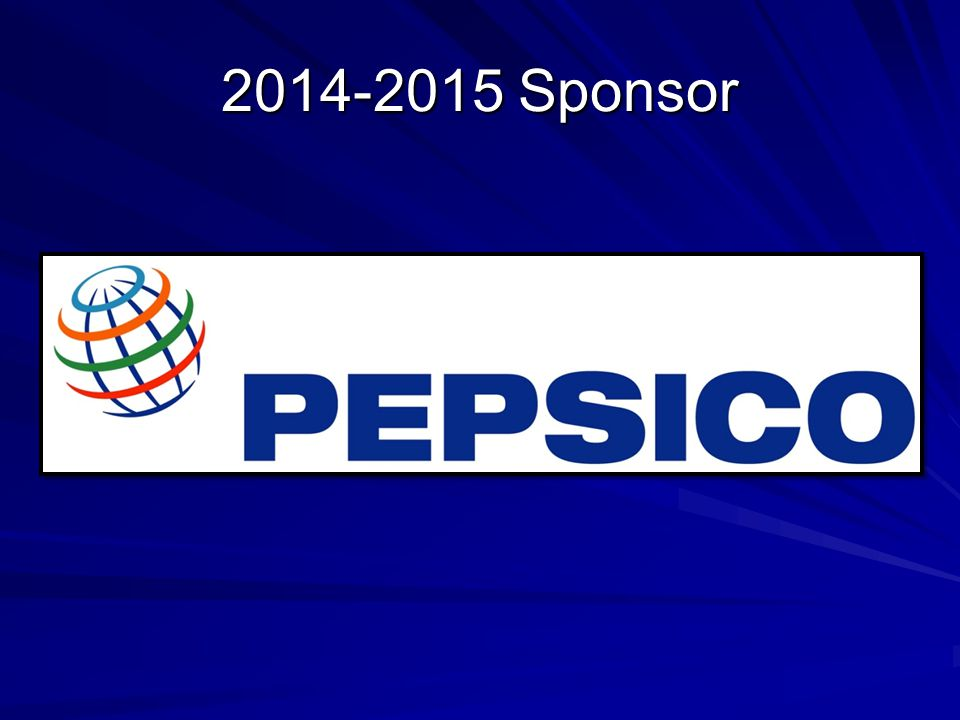 2014-2015 Sponsor