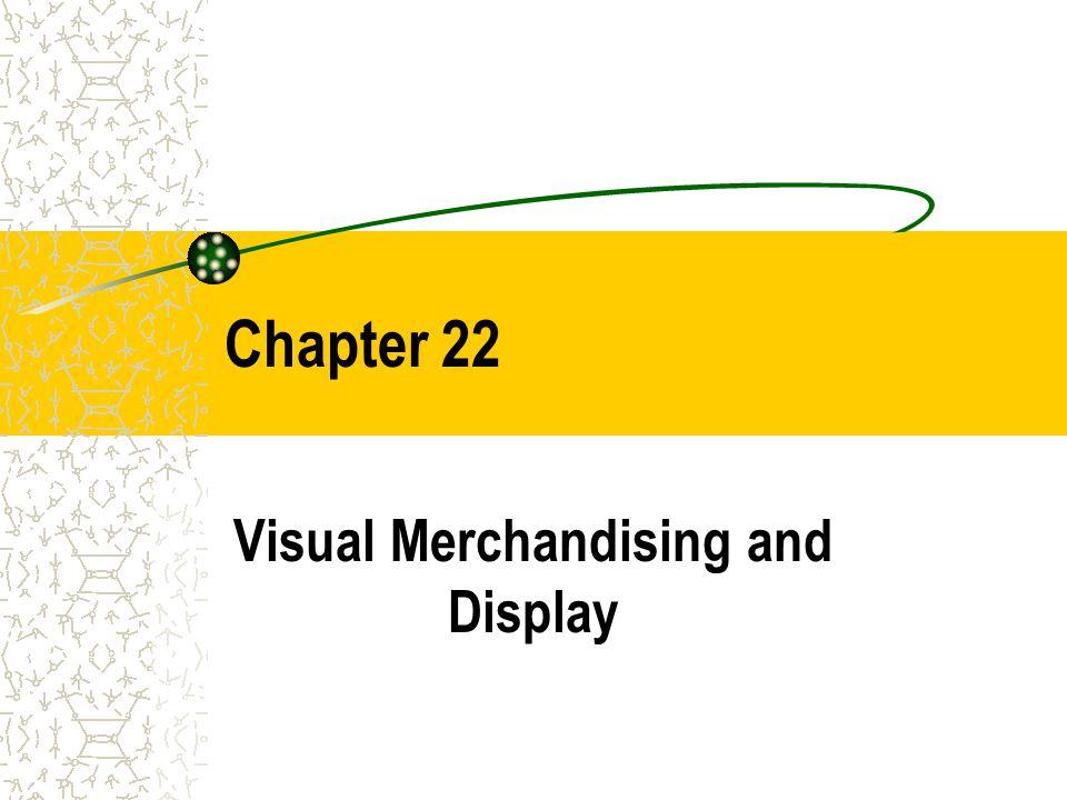 What is Visual Merchandising.