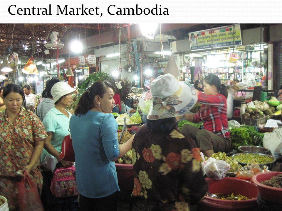 Central Market, Cambodia