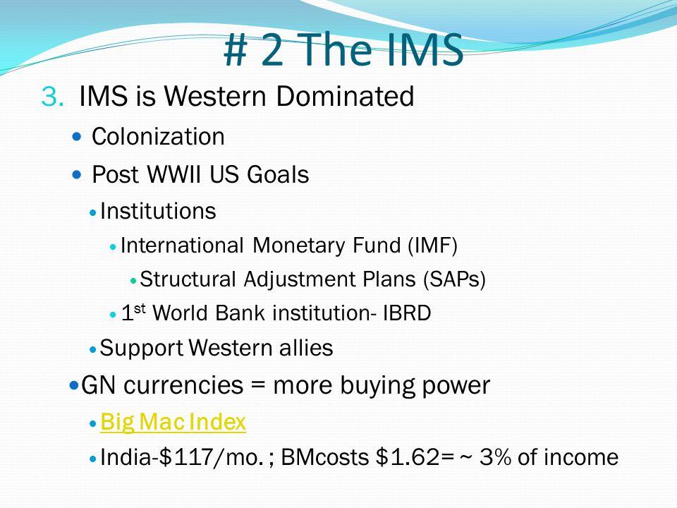 # 2 The IMS 3.