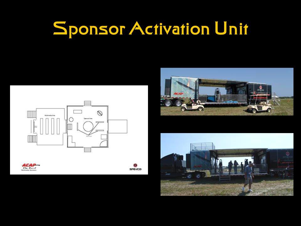 Sponsor Activation Unit