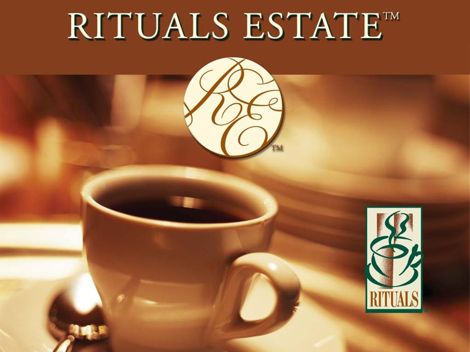 Rituals Estate Premium Roast Coffee