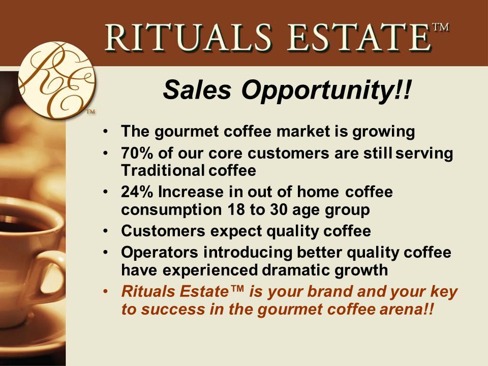 Sales Opportunity!.