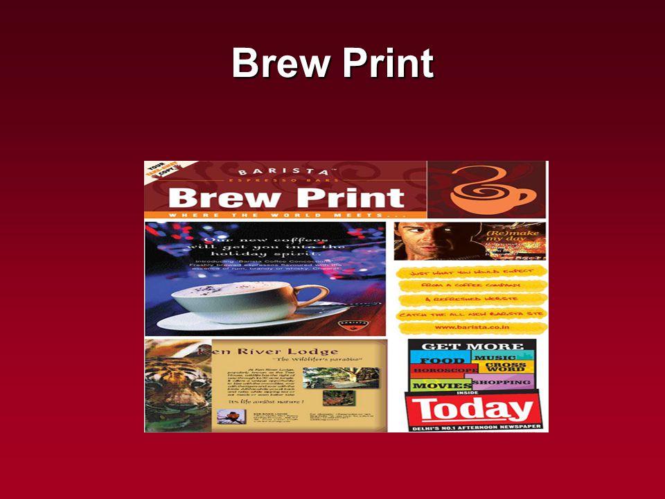 Brew Print
