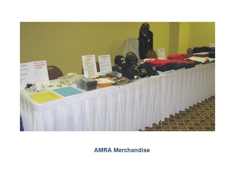 AMRA Merchandise