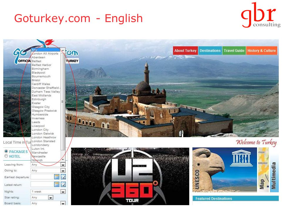 Goturkey.com - English