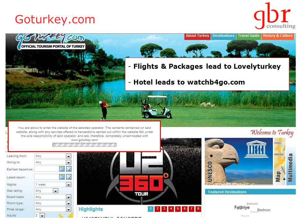 Goturkey.com - Flights & Packages lead to Lovelyturkey - Hotel leads to watchb4go.com