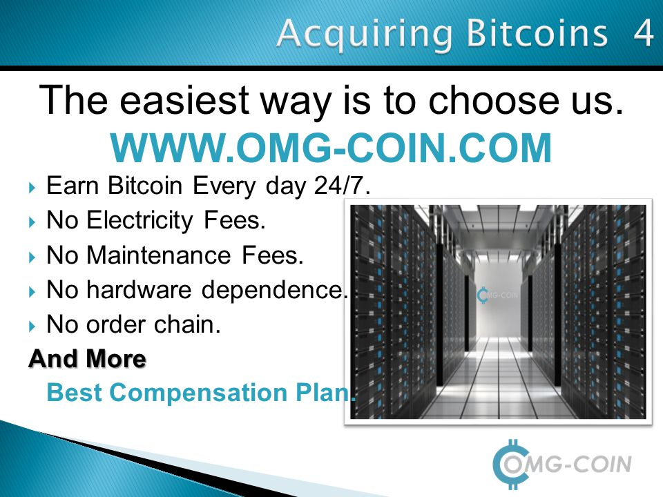  Earn Bitcoin Every day 24/7.  No Electricity Fees.  No Maintenance Fees.  No hardware dependence.  No order chain. And More Best Compensation Pl